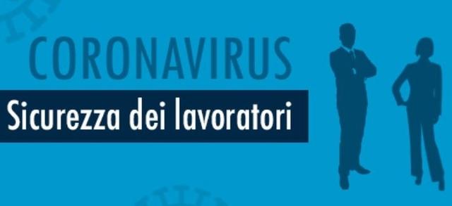 Sicurezza negli ambienti di lavoro e contrasto al Covid-19: video informativi