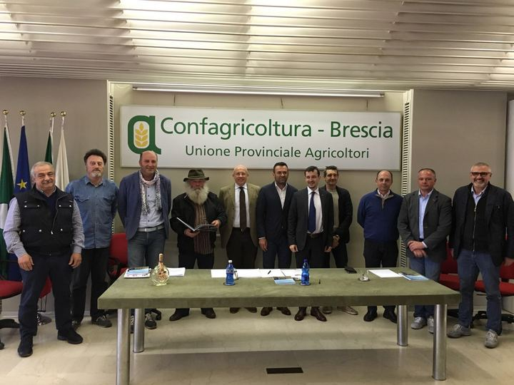 Delegazione Rumena in visita a Confagricoltura Brescia