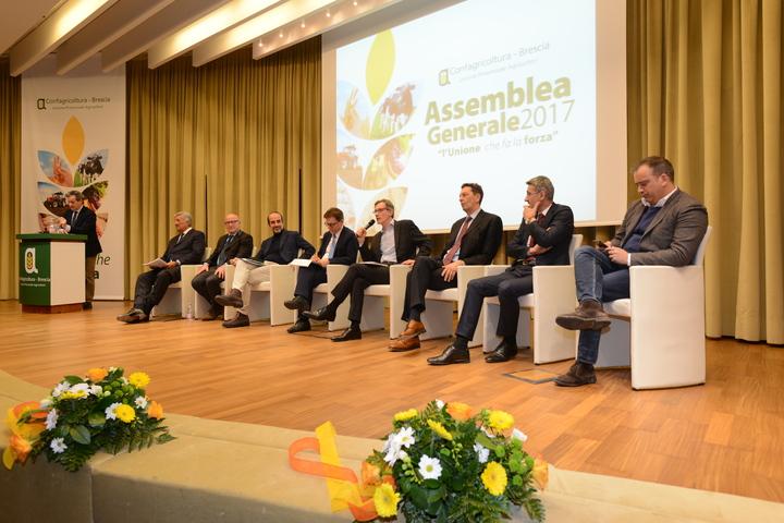 L'Assemblea Generale di Confagricoltura Brescia