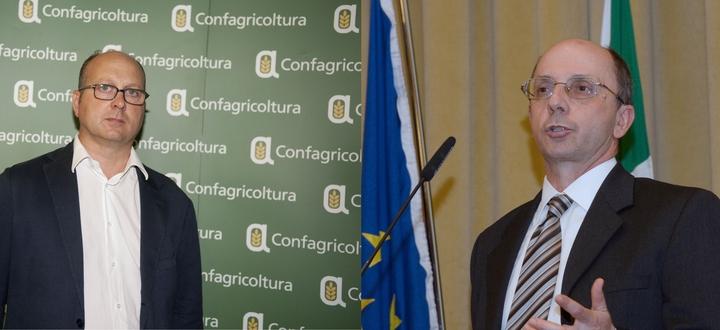 Eletti i vicepresidenti di Confagricoltura Brescia: sono Luigi Barbieri ed Oscar Scalmana