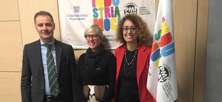 """Presentato in AIB il PMI DAY """"INDUSTRIAMOCI"""" 2019"""