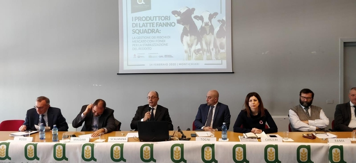 """Confagricoltura Brescia con Gestifondo Impresa lancia il nuovo fondo settoriale per la stabilizzazione del reddito """"latte"""""""