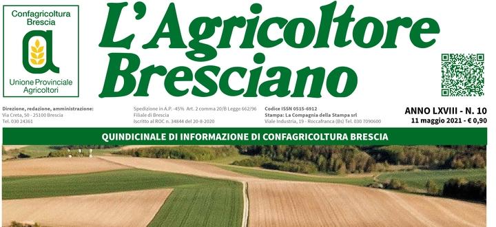 Confagricoltura Brescia potenzia il settore Comunicazione: si parte da una grafica moderna per lo storico quindicinale L'Agricoltore Bresciano e da uno staff rinnovato