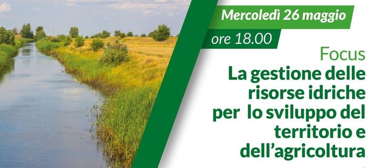 Gestione delle risorse idriche per lo sviluppo dell'agricoltura e del territorio, Confagricoltura Brescia a confronto con gli assessori regionali Rolfi e Sertori