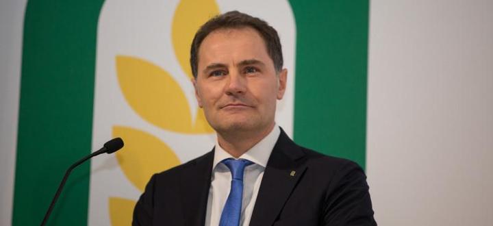 """Giovanni Garbelli, presidente Confagricoltura Brescia: """"Il settore primario è fondamentale nell'economia della Bassa bresciana, le aziende da tempo hanno intrapreso percorsi virtuosi orientati al green e all'economia circolare"""""""