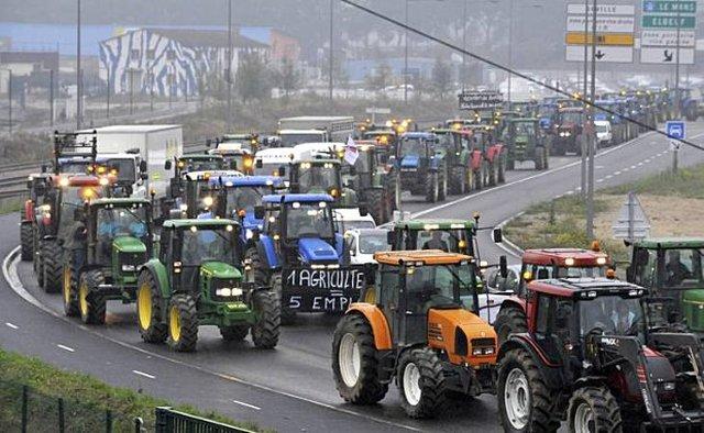 Piano straordinario per gli allevamenti francesci dopo la grande mobilitazione