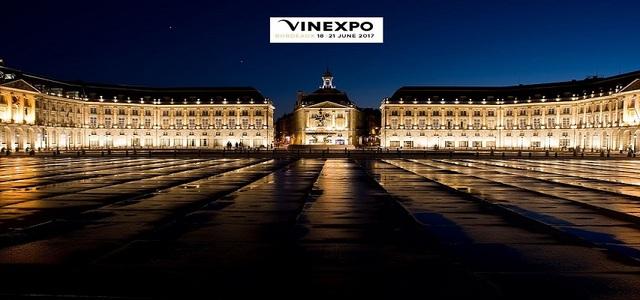 VINEXPO BORDEAUX 18 - 21 giugno 2017
