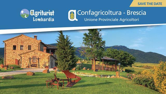 AGRITURISMO E FORMAZIONE Un binomio vincente per un'accoglienza di qualità.