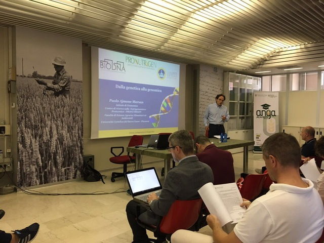 Il dibattito tecnico sulle implicazioni genetiche per la produzione di prosciutto Dop