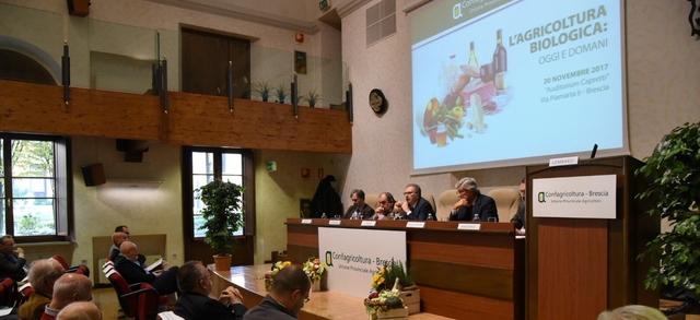 Convegno sul biologico 2017