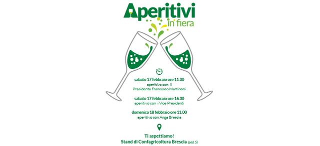 Aperitivi in fiera