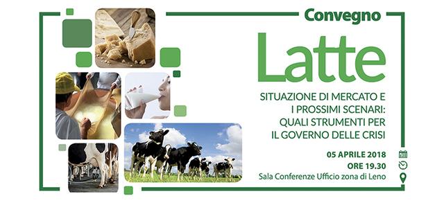 Latte, situazione di mercato e prossimi scenari: a Leno un incontro per fare il punto sul principale comparto agricolo bresciano
