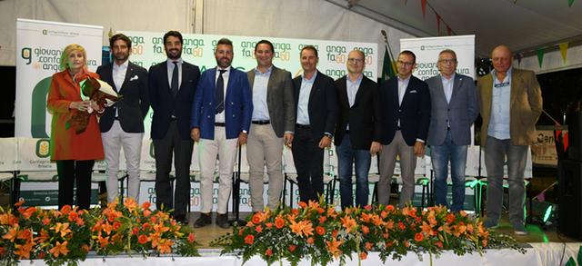 Anga Brescia, tutto esaurito a Barbariga per celebrare i sessant'anni del gruppo dei giovani imprenditori di Confagricoltura