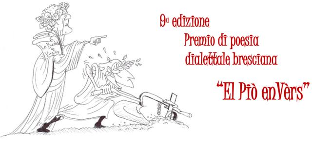 """Premio di poesia dialettale bresciana """"El Piò enVèrs"""""""