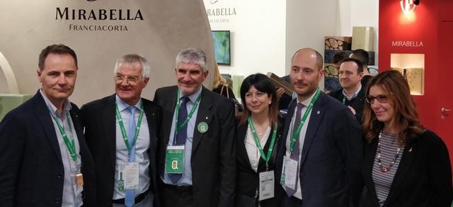 """Cala il sipario su Vinitaly, Garbelli: """"Le cantine bresciane si confermano protagoniste del panorama viticolo italiano"""""""