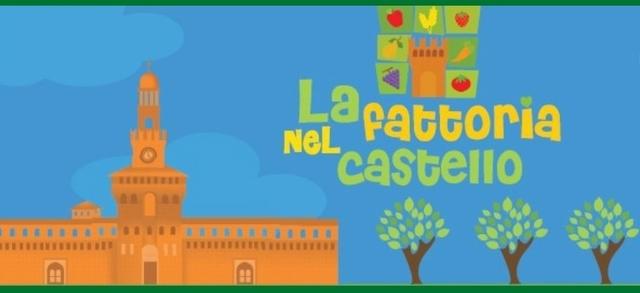 LA FATTORIA NEL CASTELLO:10° edizione della mostra mercato dei prodotti agricoli al Castello Sforzesco di Milano - domenica 27 ottobre 2019