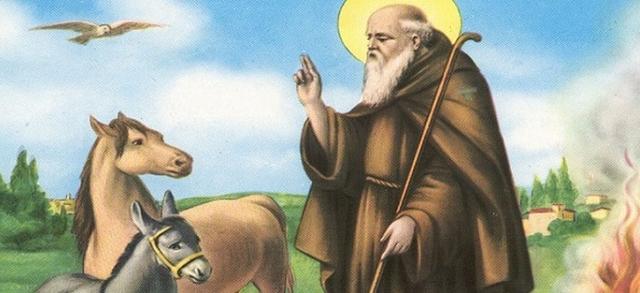 Santa Messa Sant'Antonio Abate