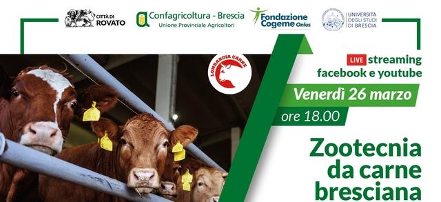 Zootecnia da carne bresciana qualità, salute e sostenibilità ambientale