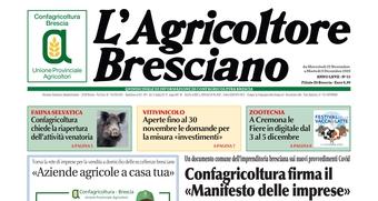 Scarica l'edizione de L'agricoltore Bresciano