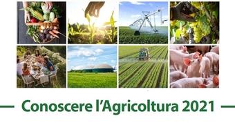 Conoscere l'Agricoltura 2021