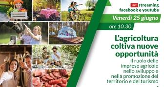 L'agricoltura coltiva nuove opportunità