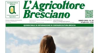 Scarica il n. 15 dell'Agricoltore Bresciano