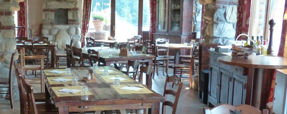 Servizio mensa negli agriturismi bresciani