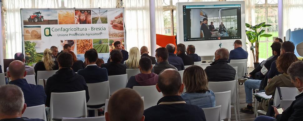Le proposte di Confagricoltura Brescia per un'agricoltura professionale, competitiva e rispettosa dell'ambiente